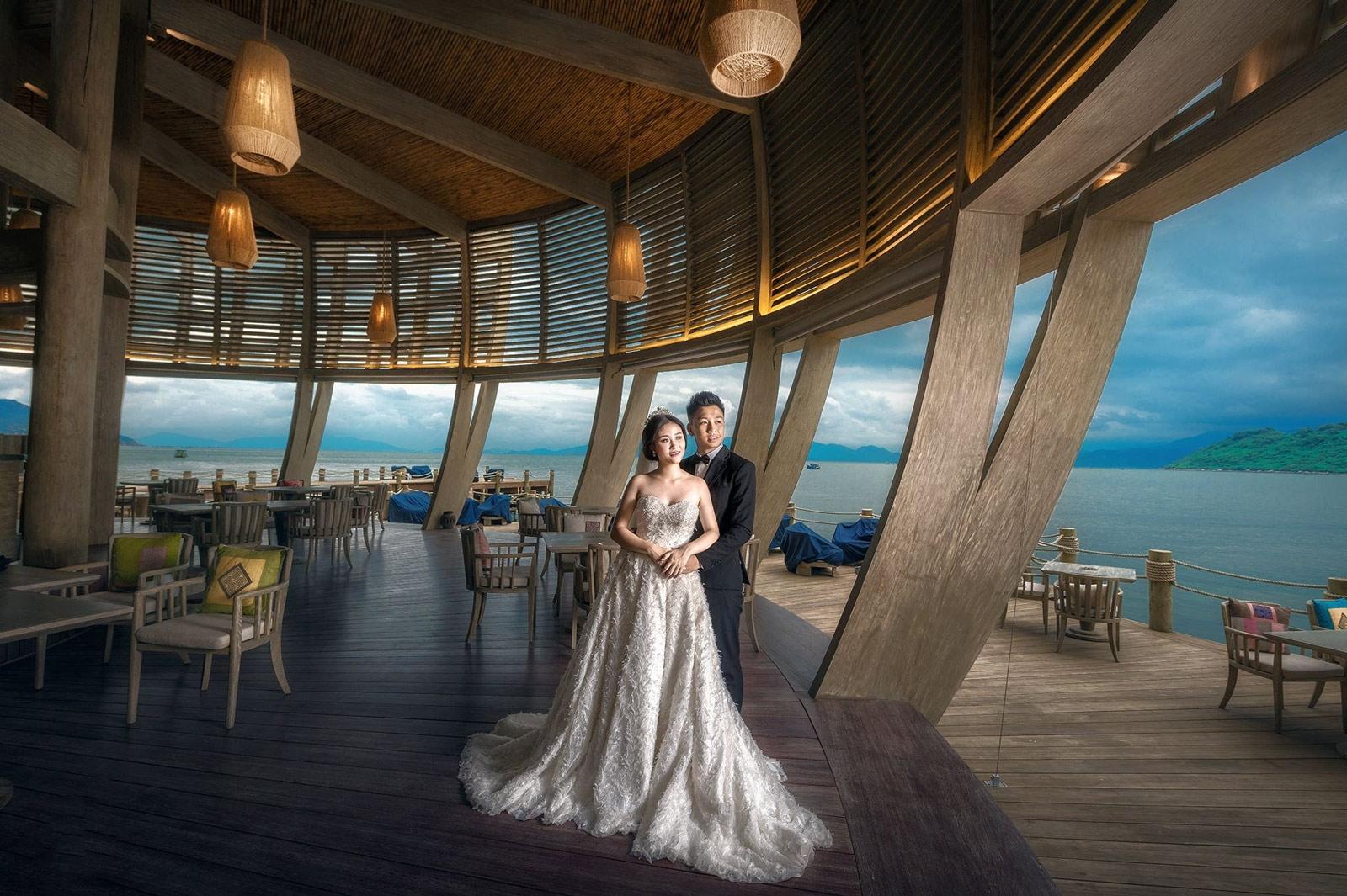 chụp hình cưới Nha Trang