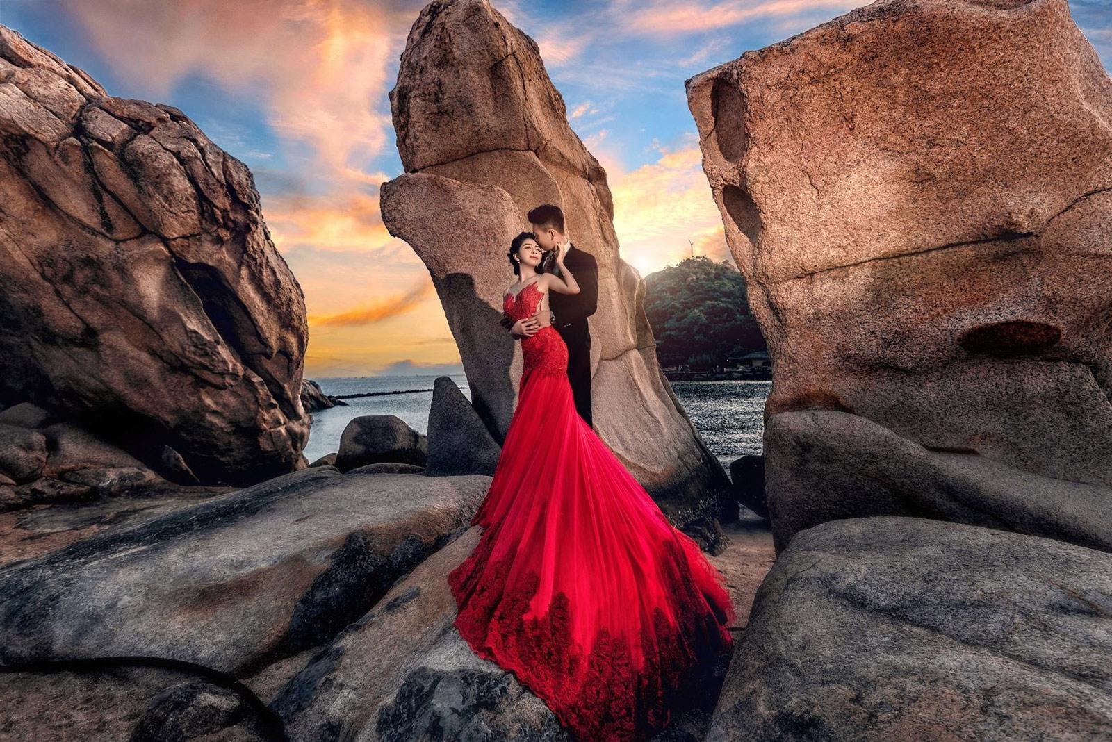 chụp ảnh cưới đẹp giá rẻ tphcm