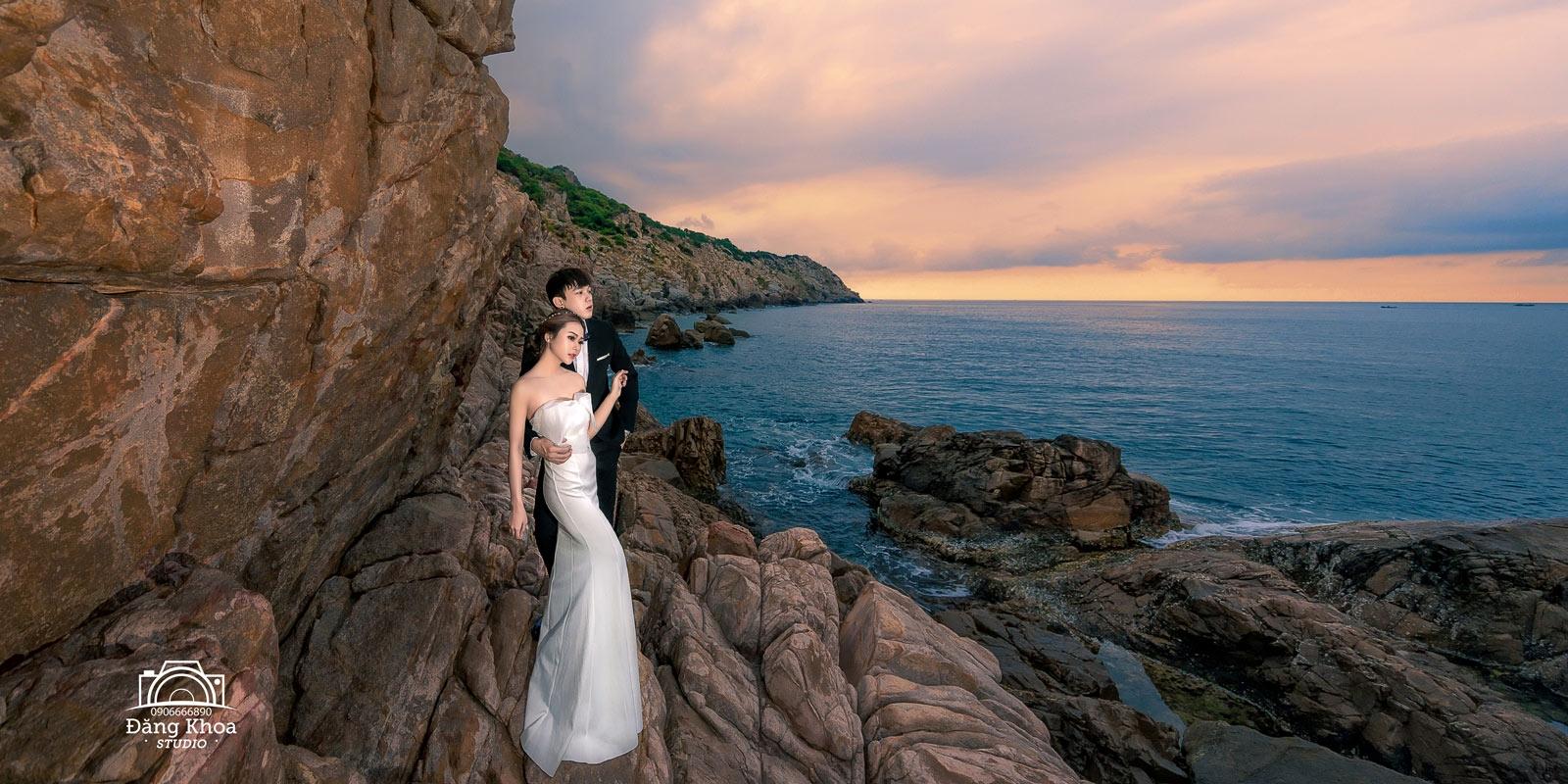 giá chụp hình cưới vĩnh hy