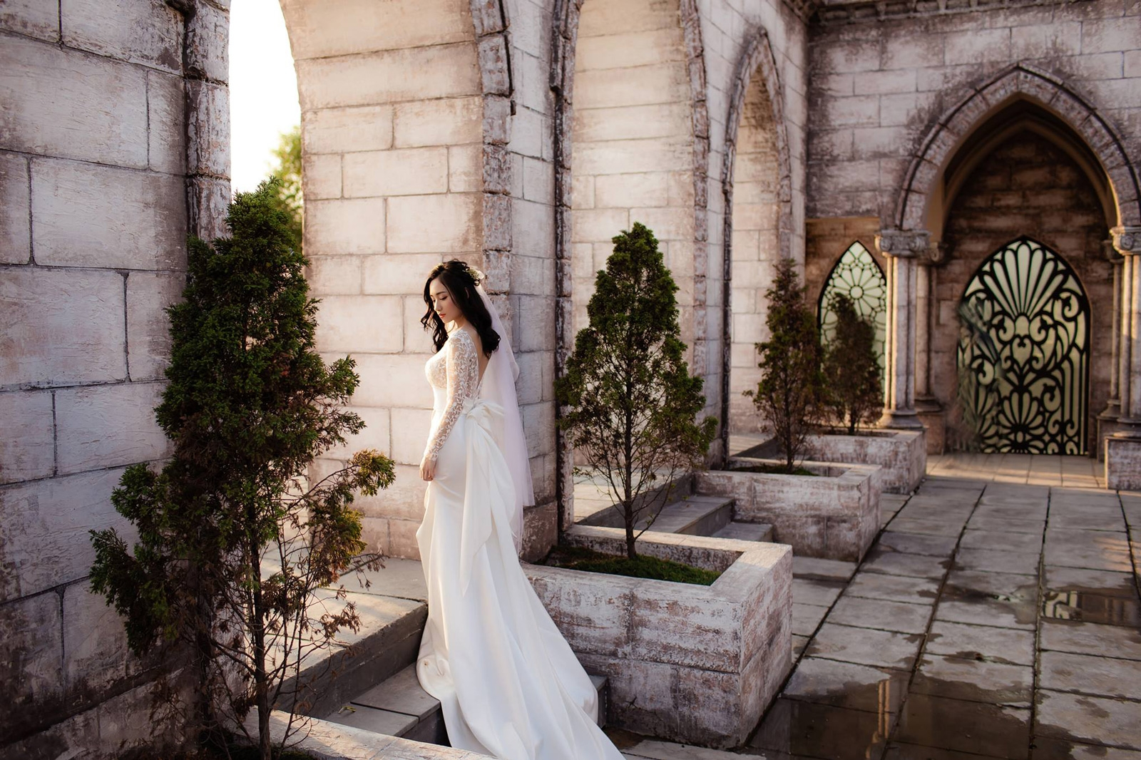 phim trường chụp ảnh cưới đẹp nhất tại tphcm