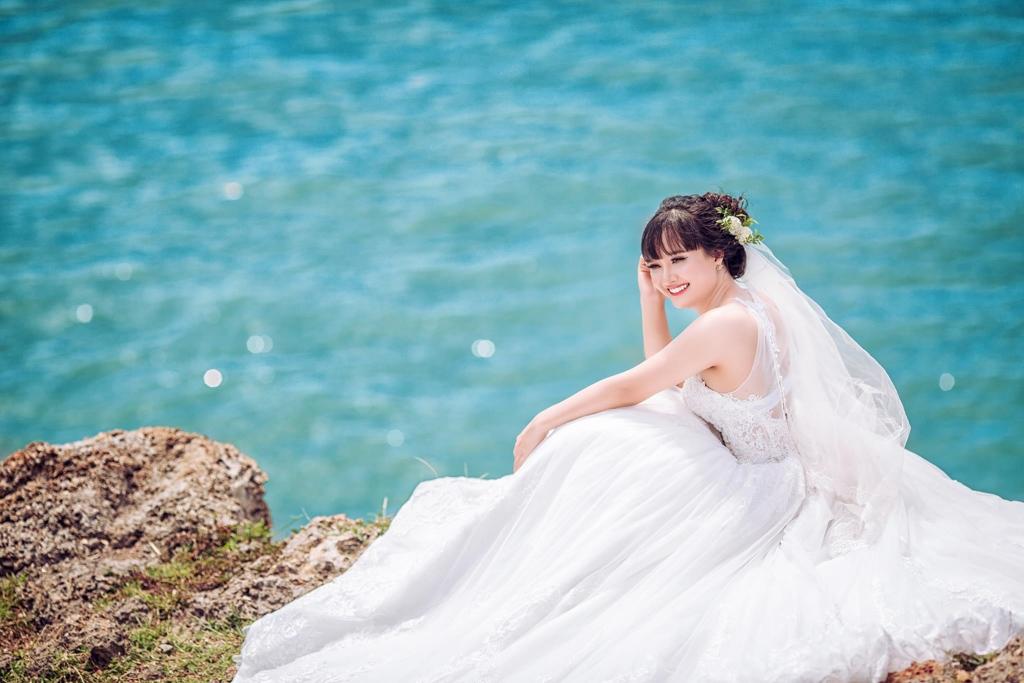 Chụp ảnh cưới đẹp Hồ Cốc cùng Đăng Khoa studio