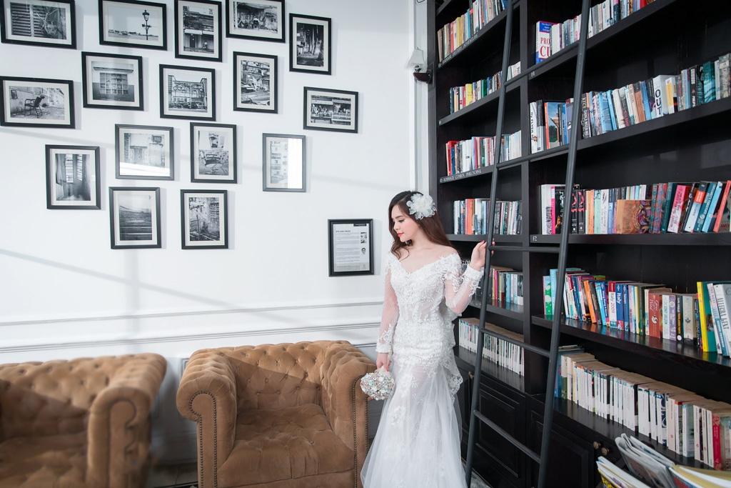 Xu hướng váy cưới 2021