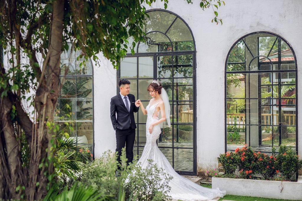 Ảnh cưới Sài Gòn 2021