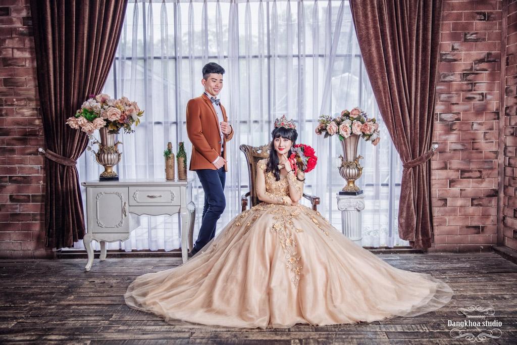 chọn váy cưới theo cung hoàng đạo