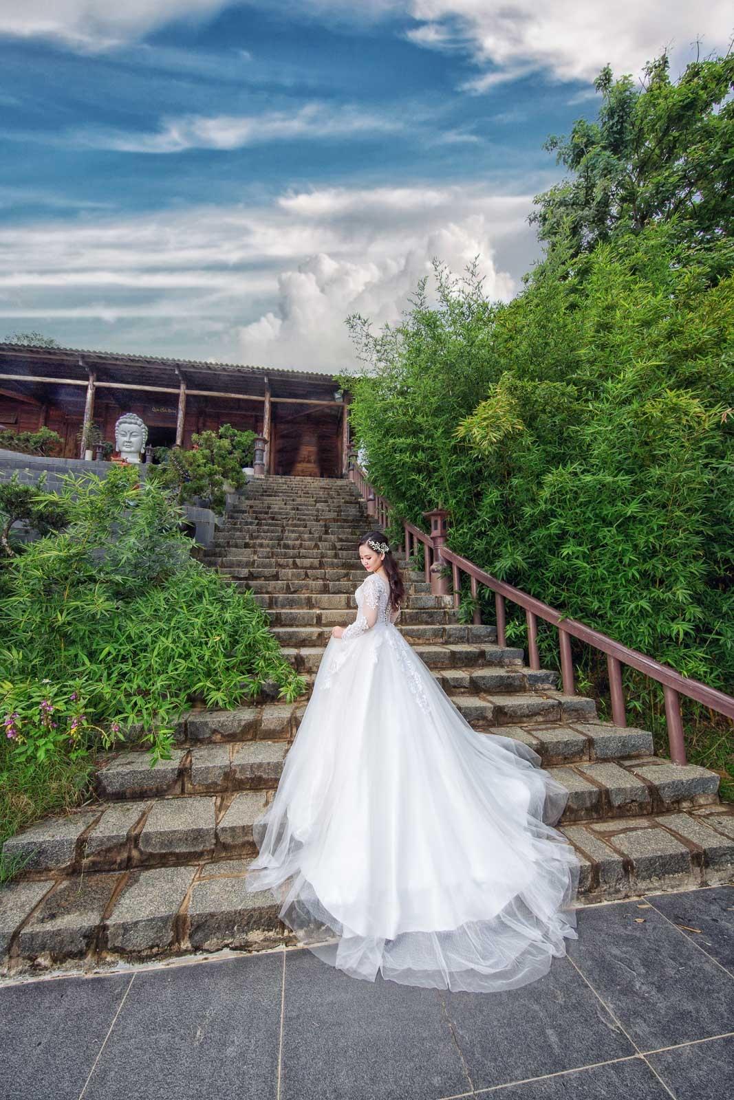 những studio chụp hình cưới đẹp ở Đà Lạt