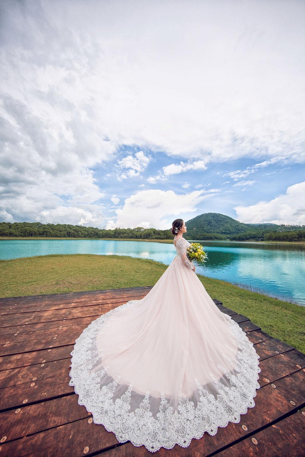 Chụp hình cưới đẹp giá rẻ tphcm Đăng Khoa studio