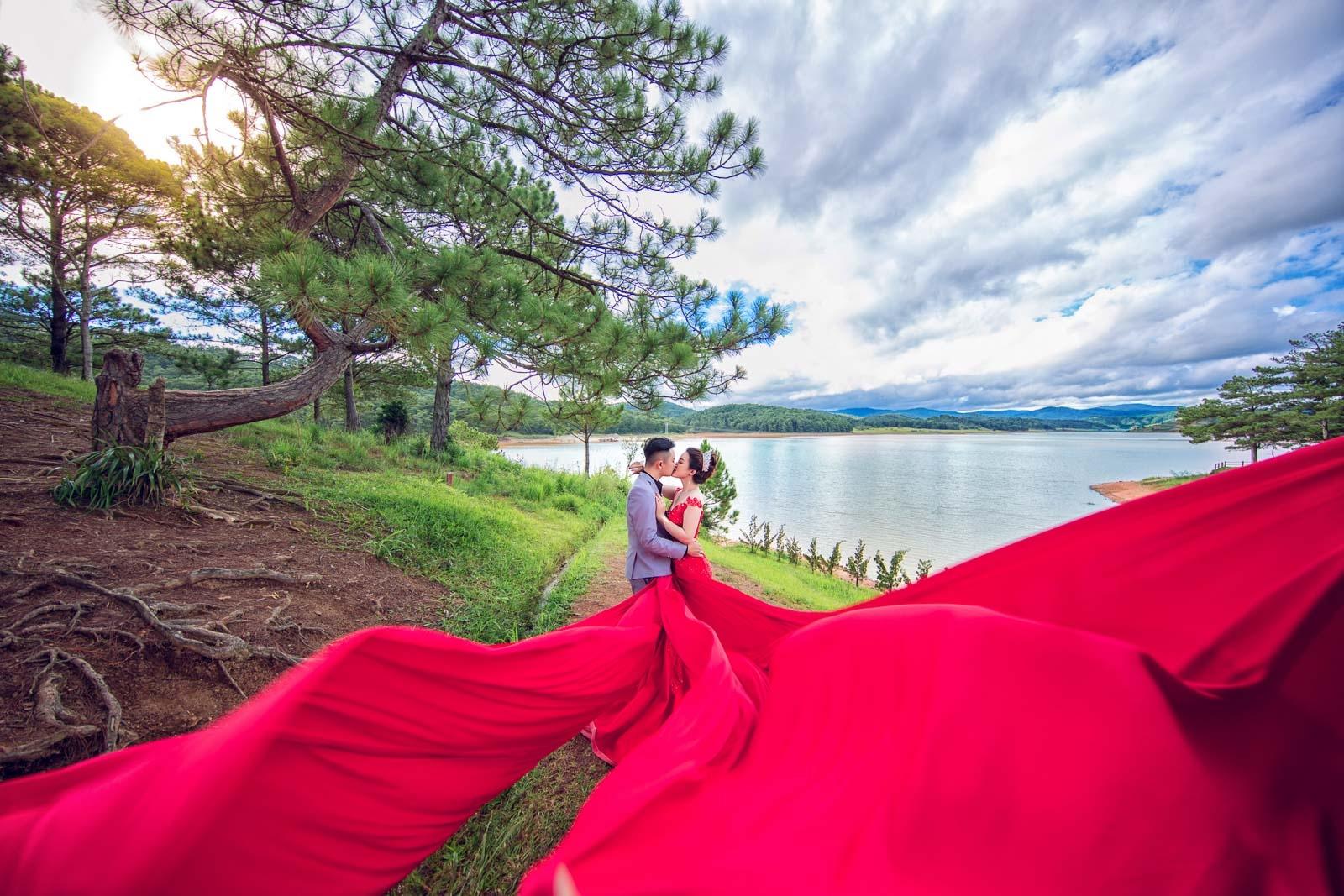 Những địa điểm chụp ảnh cưới đẹp ở Đà Lạt