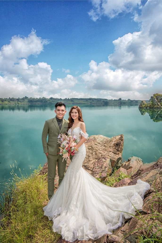 Chụp ảnh cưới cổ điển