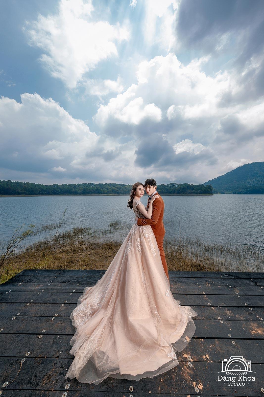 tiệm chụp ảnh cưới ở đà lạt