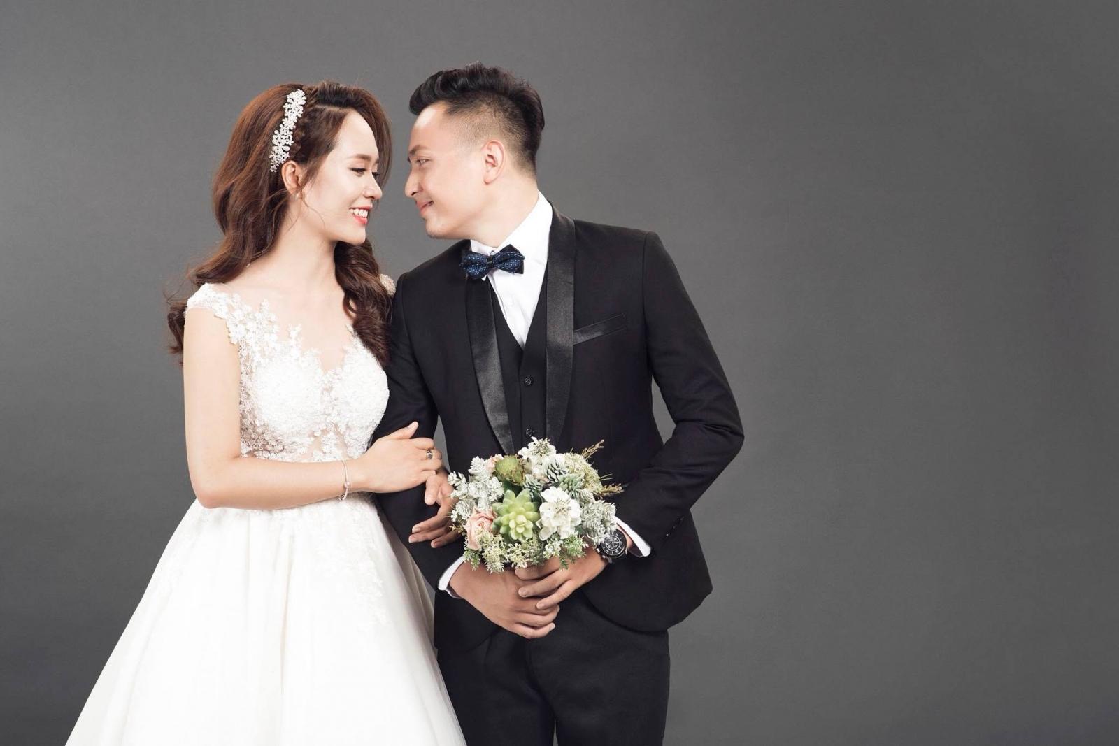chụp ảnh cưới trong studio giá rẻ ở sài gòn