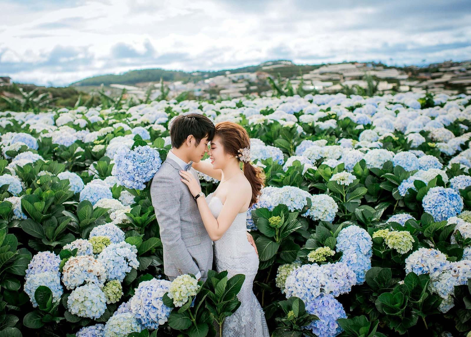 Váy cưới đẹp tphcm