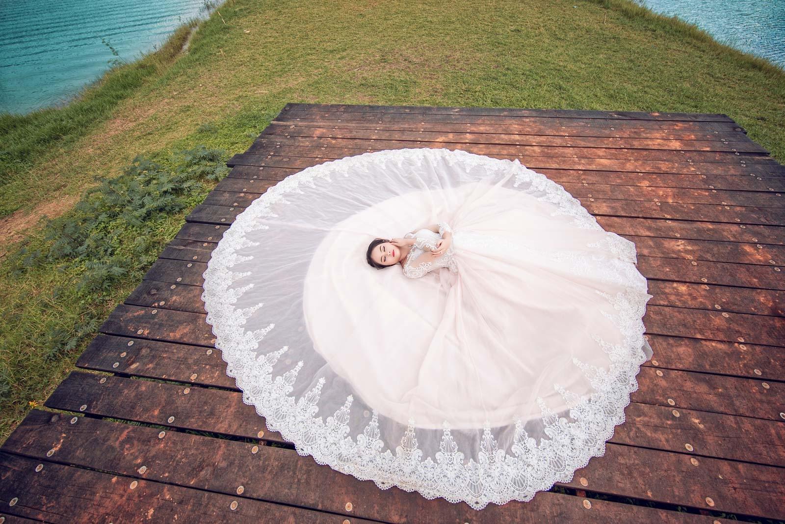 Ảnh cưới đẹp tại Đà Lạt