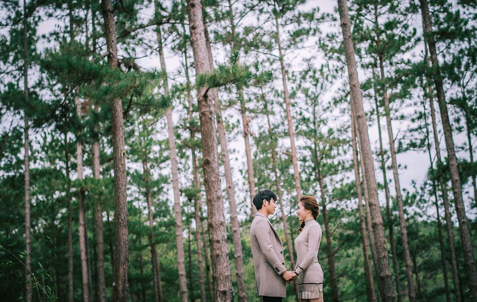 địa điểm chụp ảnh cưới Đà lạt trọn gói giá rẻ tphcm