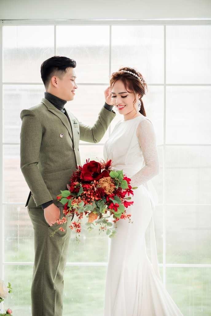 Chụp ảnh cưới phóng sự tphcm