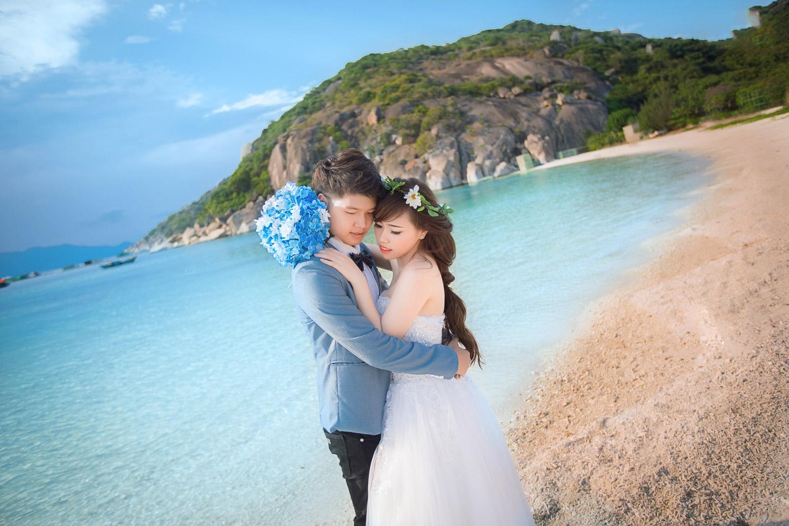 chụp ảnh cưới Nha Trang đẹp rẻ