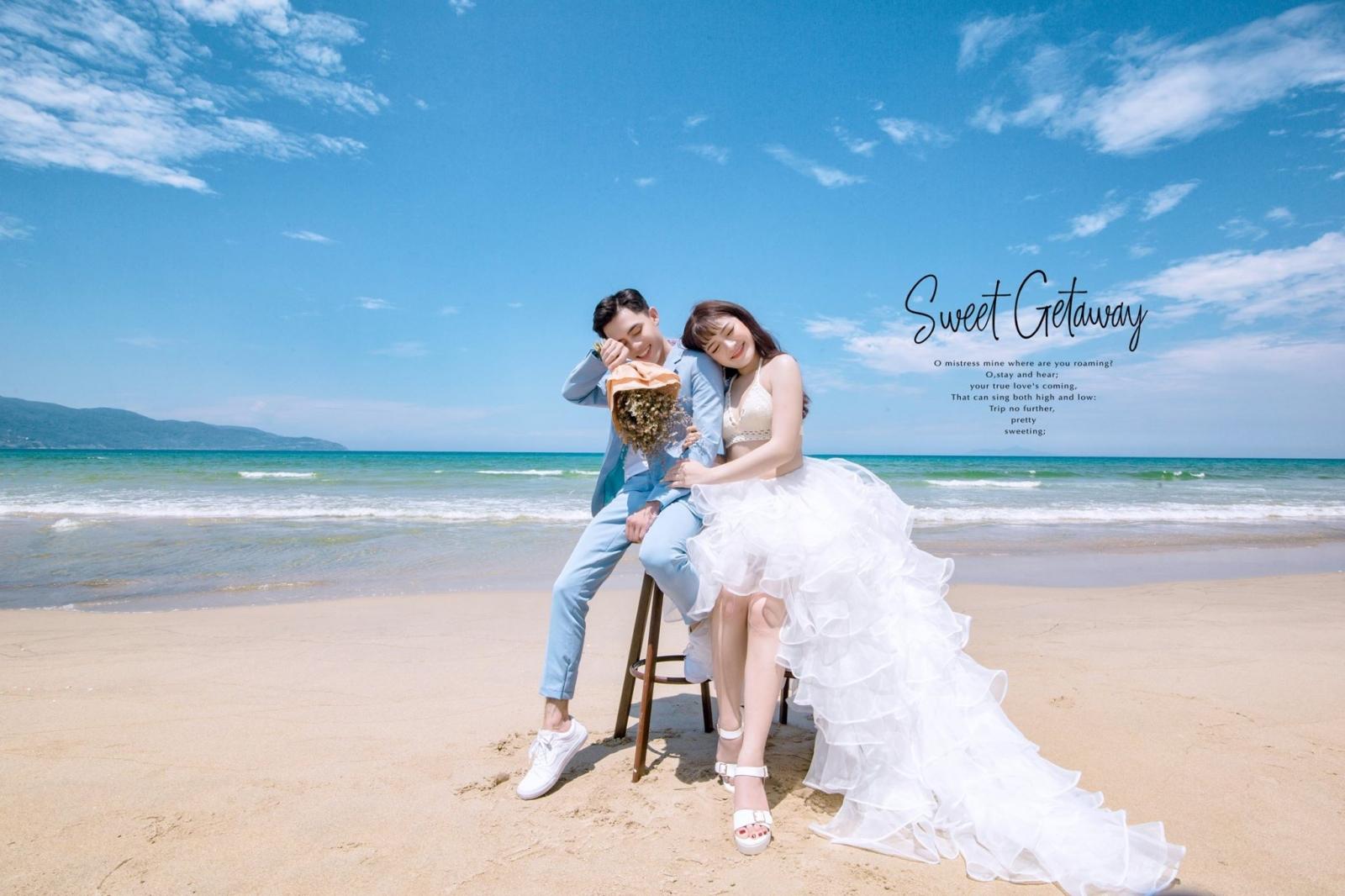 Chụp ảnh cưới Nha Trang đẹp giá rẻ