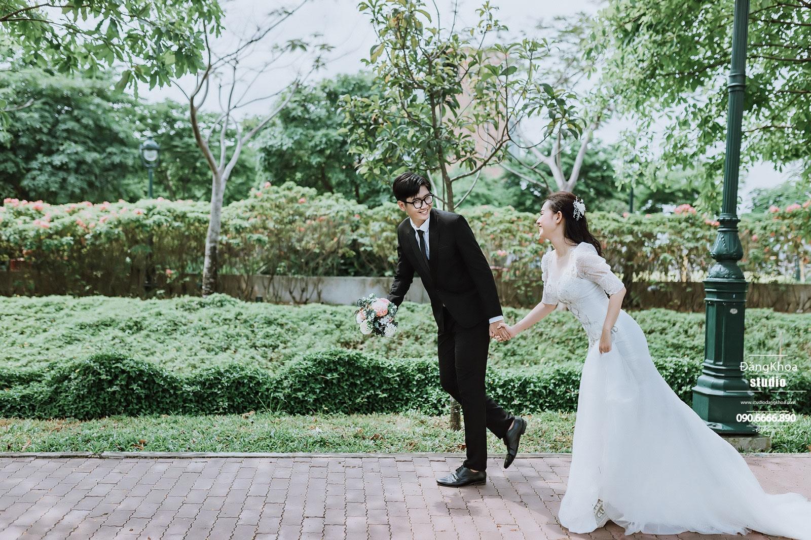 các studio chụp ảnh cưới đẹp tại TPHCM