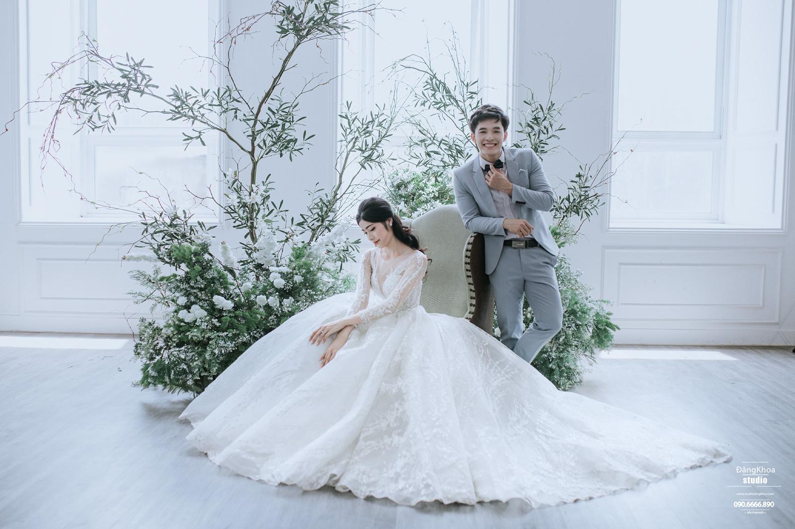 Đăng Khoa studio chụp ảnh cưới đẹp giá rẻ