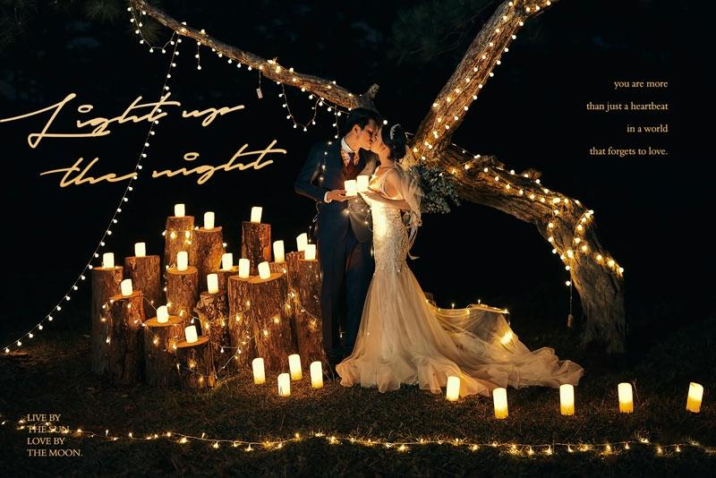 những studio chụp ảnh cưới đẹp ở đà lạt