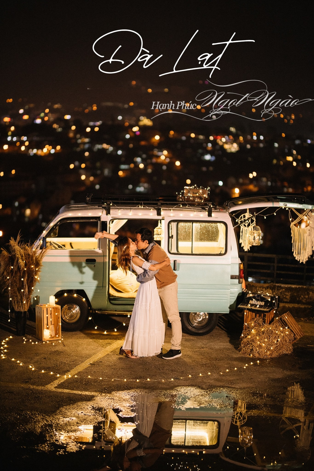 Chụp ảnh cưới giá rẻ tại Đà Lạt