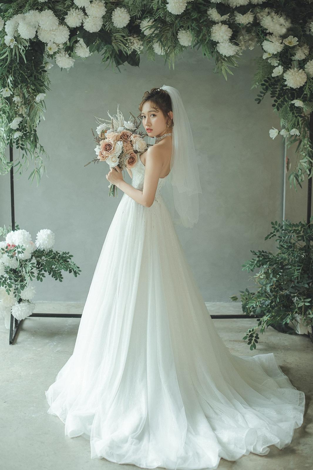Kinh nghiệm lựa chọn hoa cưới cầm tay cho cô dâu