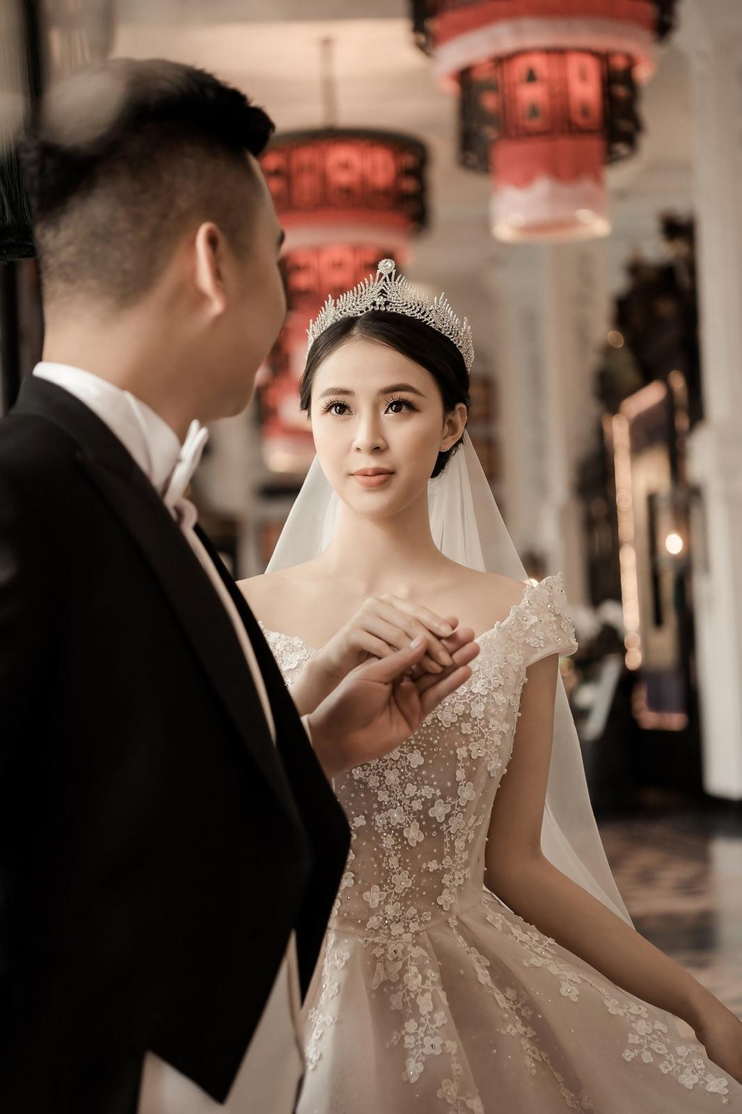 chụp hình cưới studio chất lượng