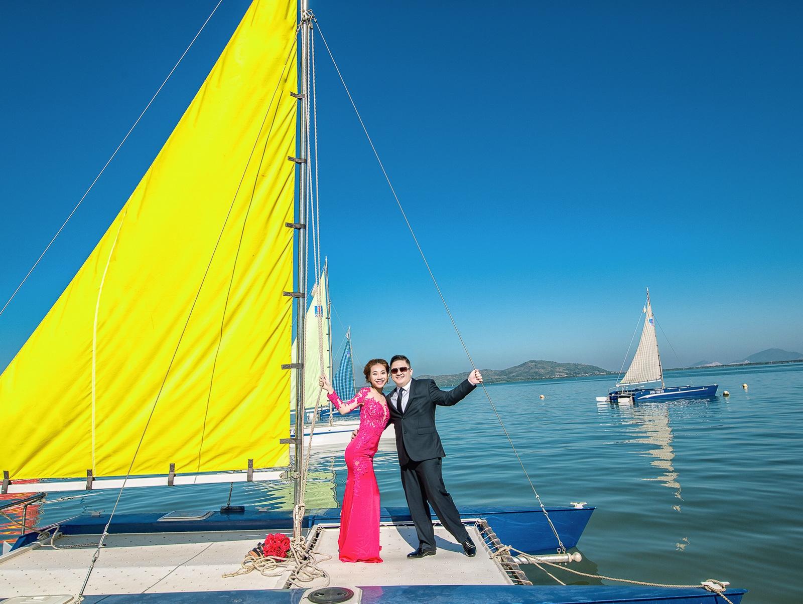 Biển Hồ Cốc  - Đăng Khoa studio chụp hình cưới đẹp Hồ Cốc