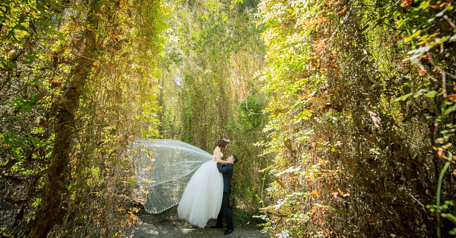 Chụp ảnh cưới đẹp giá rẻ Hồ Cốc