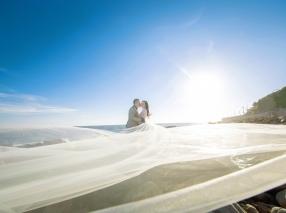 Ảnh cưới đẹp Vũng Tàu và hồ cốc