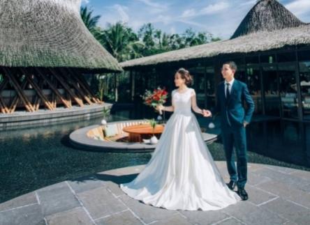 Những ưu điểm tuyệt vời của váy cưới theo phong cách Hàn Quốc không thể bỏ qua