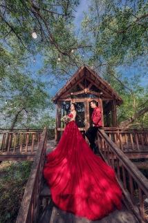 Cùng chiêm ngưỡng những mẫu áo cưới đẹp nhất 2021