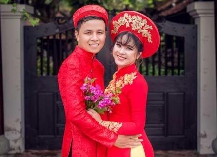Ý tưởng chụp ảnh cưới với áo dài đẹp