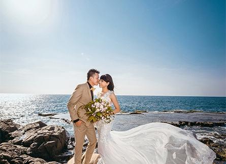 Những địa điểm chụp ảnh cưới đẹp nhất Ninh Thuận