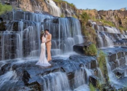 địa điểm chụp hình cưới ở đà lạt