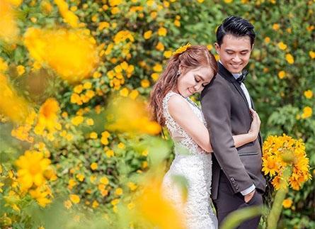 Chụp ảnh cưới Đà Lạt mùa nào đẹp