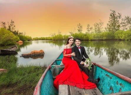 Giá chụp ảnh cưới ở Vĩnh Hy 2018