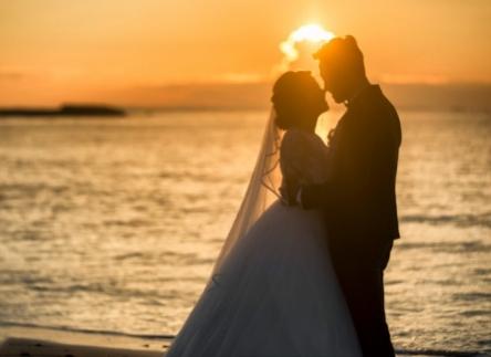 ảnh cưới đẹp biển Vĩnh Hy