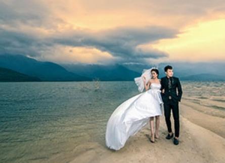 Chụp hình cưới vịnh Vĩnh Hy