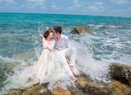 Biển Hồ Cốc- Thiên đường có thật ở Việt Nam