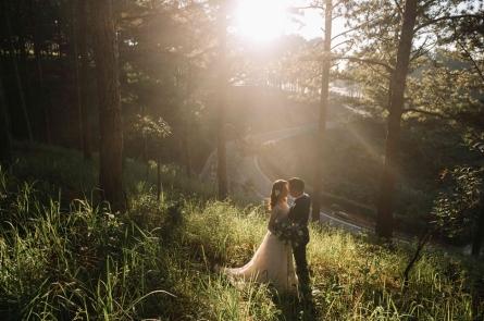 Thời gian nào đi chụp hình cưới Đà Lạt đẹp nhất ?