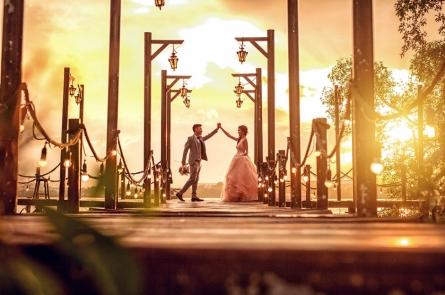 Chụp ảnh cưới tại studio như thế nào để có bộ album cưới đẹp và ưng ý nhất