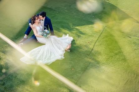 Kinh nghiệm chụp ảnh cưới ngoại cảnh để có album ảnh cưới ĐỘC nhất