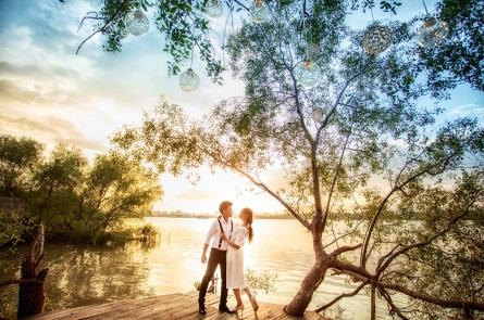 Mách bạn 8 phim trường chụp hình cưới đẹp tại TPHCM