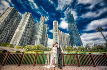 dịch vụ chụp ảnh cưới trọn gói TPHCM