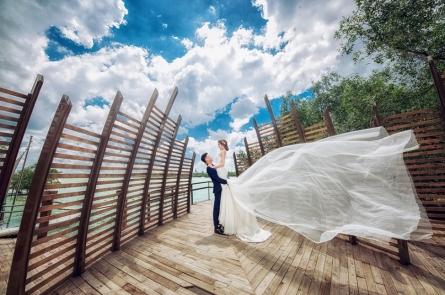10 album ảnh cưới đẹp tự nhiên nhất Việt Nam