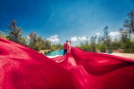 chụp ảnh cưới ở hồ cốc giá bao nhiêu ?