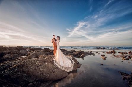 Hồ Cốc - Vũng Tàu – Thiên đường chụp ảnh cưới cho các cặp đôi