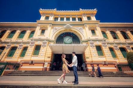 Chụp ảnh cưới ở đâu đẹp và rẻ tại TPHCM