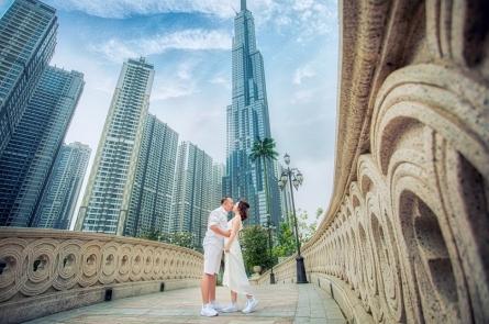Địa điểm cưới chụp ảnh đẹp tại Sài Gòn 2021