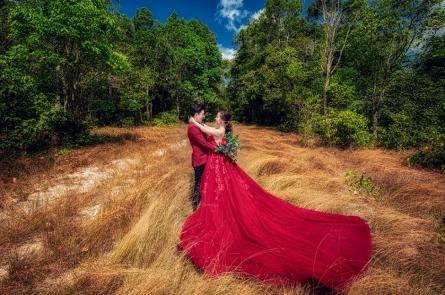 Đà Lạt - địa điểm chụp hình cưới đẹp